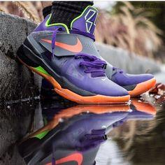 """Nike KD4 """"Poor Man's Nerf"""""""