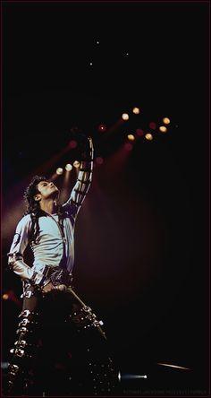 Spain. My world? Michael J. Jackson