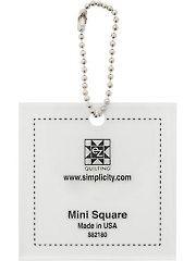Mini Quilting Tools - Multiple Shapes