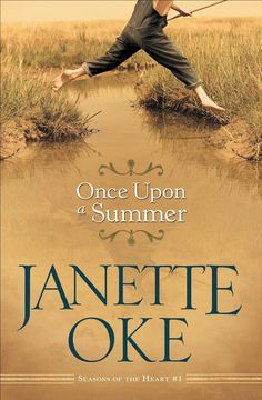 My first time reading a book by Janette Oke and I must say it was hard to put it down. Once Upon a Summer is the first book in the 4-part Seasons of the Heart series. I found myself liking the characters and relating to their experiences and feelings. A simple story about life and how complicated it can feel.