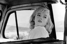 Marilyn Monroe by Ernst Haas