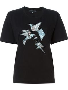 마르쿠스 Lupfer T 셔츠를 sequinned