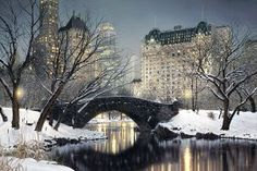 Twilight in Central Park, Rod Chase