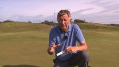 BBC golf expert Ken Brown give us the 'hole' story of why the diameter of the hole is four and a quarter inches wide. How To Become, Golf, Shit Happens, Learning, Brown, Link, Bbc, Sport, Lifestyle