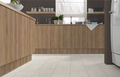 Natural Pacific Walnut  H3700 Kitchen  www.kbstoretrade.co.uk