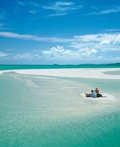 Hamilton Island, Australia.