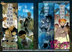 The Promised Neverland - 072 CALL - Scantrad France