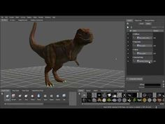 To transfer high-resolution detail from sculpted meshes onto lower resolution geometry, we'll explore the use of map extraction in Mudbox. http://www.autodes...