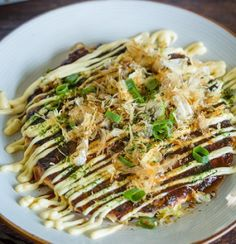 be healthy-page: Okonomiyaki Recipe
