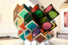 Vasarely Múzeum Budapest by halvorbodin, via Flickr