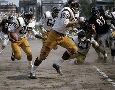 Redskins vs. Bears, circa 1960's.