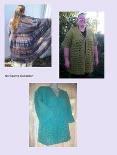 Looking for your next project? You're going to love No Seams Sweater Collection #1514   by designer Copper Llama.