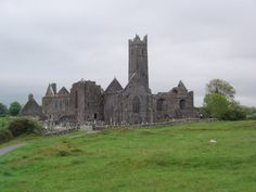 Quin Friary, County Clare, Ireland