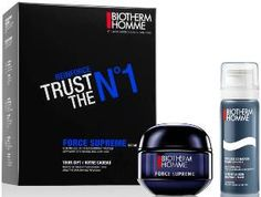 BIOTHERM HOMME FORCE SUPREME 50 ml KIT