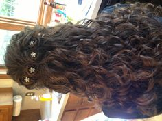 homecoming hair !