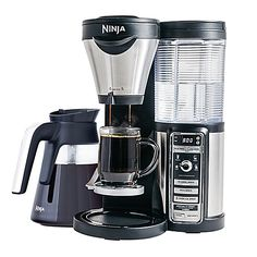 Perfectly brew up to 4 different types of coffee in the comfort of your home…