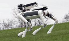 SpotMini, l'innovativo robot domestico di Boston Dynamics