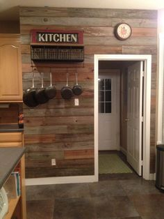 Perfect for a Western Kitchen or for a cabin #WesternDecor