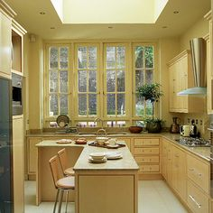 Image detail for -Art Deco-style kitchen This Art Deco-inspired kitchen has specially ...