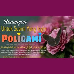 http://nasihatsahabat.com #nasihatsahabat #mutiarasunnah #motivasiIslami #petuahulama #hadist #hadits #nasihatulama #fatwaulama #akhlak #akhlaq #sunnah  #aqidah #akidah #salafiyah #Muslimah #adabIslami #DakwahSalaf # #ManhajSalaf #Alhaq #Kajiansalaf  #dakwahsunnah #Islam #ahlussunnah  #sunnah #tauhid #dakwahtauhid #alquran #kajiansunnah #taadud #taaduud #Poligami #polygami #Suami #istri #isteri #TidakAdilGiliran #JalanbadanMiring #rumahtangga
