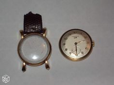 LIP R25 Chronomètre 18K