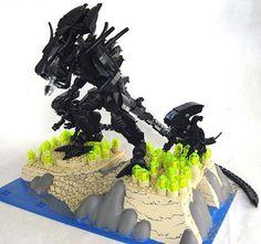 Legos Aliens