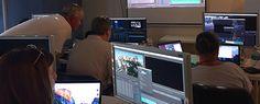 Csábi János Adobe Premiere-t oktat a Macademián - Ferenczy Gabor