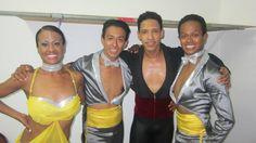 Con Franklin Diaz uno de los bailarines mas completos que conozco a nivel mundial.