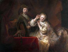 Ferdinand Bol (Dordrecht 1616-Amsterdam 1680) Rembrandt and his Wife Saskia c. 1638 Royal Collection, Лондон