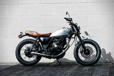 Deus Ex Machina are some of the badest bike outfitters in the industry right now. From their wild off-road-centric designs to clean builds that are a slick as the rain-covered streets they have no ...