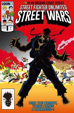 Street Fighter Unlimited Issue #1 - Read Street Fighter Unlimited Issue #1 comic online in high quality
