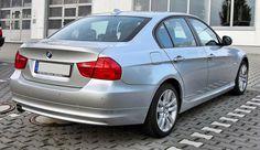 BMW 3er (E90) Facelift 20090720 rear - BMW 3 Series (E90/E91/E92/E93) - Wikipedia, the free encyclopedia