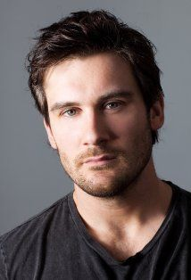 Clive Standen. He's basically the most attractive British man ever. Plus he's in Vikings, double hot points.