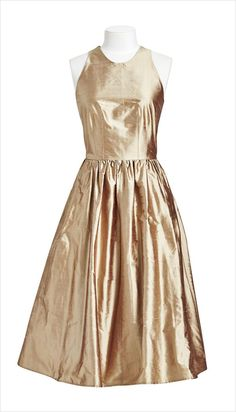 Hugo Dress (Raw Silk)