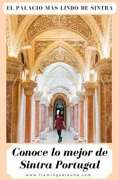 Sintra / Sintra Portugal / Sintra Palacios / Sintra Lisboa Portugal / Lisboa Portugal / Viajes a Sintra / Que ver en Sintra / Palacio de Monserrate Sintra / Quinta da regaleira Sintra / Palacio de la Pena Sintra Portugal / Portugal viajes / Portugal destinos / Sintra  day tour / Castle sintra / #sintraportugaldaytrip #Sintraphotography #Sintraportugal #cascais Sintra Portugal, Algarve, Vacation Destinations, Lisbon, Barcelona Cathedral, Taj Mahal, Places To Go, Around The Worlds, Tours