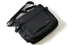 My Wisewalker bag I bought in Japan. Waterproof, completely versatile & can hold everything I need