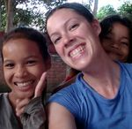 """""""I really enjoyed the volunteering. The sites were great; the director at my volunteer site was amazing and so selfless..."""" - Abbie Mood, 26, Cambodia 2010 (2 Weeks Education)"""