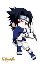 PNG Chibi Sasuke Sharingan by on DeviantArt Sasuke Sharingan, Naruto Uzumaki, Anime Naruto, Boruto, Sasuke Chibi, Hinata, Manga Anime, Gaara, Kakashi