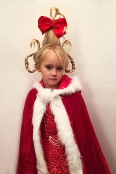 Dress Up Day, Kids Dress Up, Grinch Fancy Dress, Dear Zoo, Cindy Lou Who, School Dresses, Grinch Christmas, Crazy Hair, Crafts For Kids