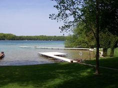 Private beach for Elkhart Lake residents. Beautiful and clean. Perfect for families with young children. Elkhart Lake WI