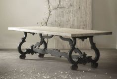 Clubcu - Great website for some great furniture. My dining table is this exact style, but not as rustic. And I LOVE this version....very Italian countryside.