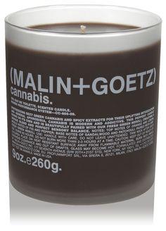 Malin + Goetz Cannibis Candle