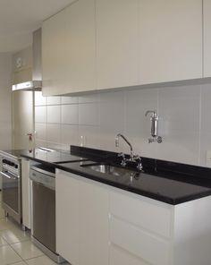 Cozinha integrada---