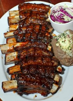 Tony Roma's Grilled Ribs