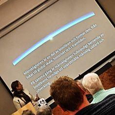 Idag är jag på föreläsning och workshop om Ekosystemtjänster. Mycket spännande.