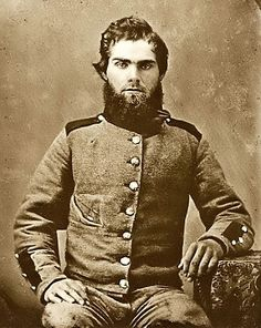 7th Georgia Infantry soldier.