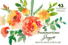 Summertime Bouquets