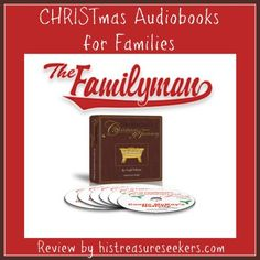 I loved the creativity and variety in all these Christmas stories, and Jim Hodges is a wonderful storyteller whose warm voice draws you in as you listen. #hsreviews #christmas #Audio #audiobook #digital #familymanministries