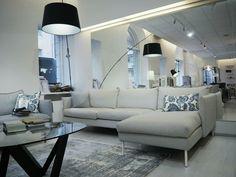 Kuusilinnan Tuuli-divaanisohva. Photo Kuusilinna Oy. Sofa, Couch, Living Room, Future, Interior, Home Decor, Settee, Settee, Future Tense