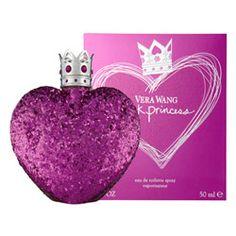 Vera Wang Pink Princess EDT fragrance 50ml $79. Love this bottle!